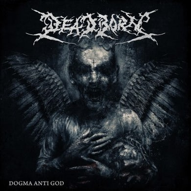 Deadborn Dogma Anti God Vinyl Record