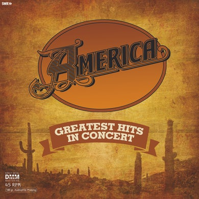 Greatest Hits In Concert Vinyl Record