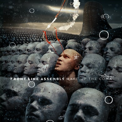 Front Line Assembly Wake Up The Coma Vinyl Record