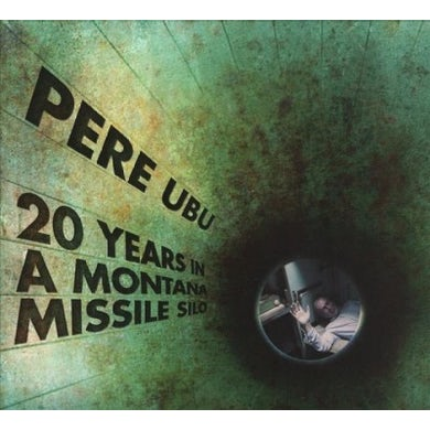 20 Years in a Montana Missile Silo Vinyl Record