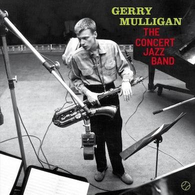 Gerry Mulligan Concert Jazz Band Vinyl Record