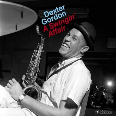 Dexter Gordon Swingin' Affair Vinyl Record