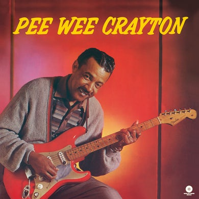 Pee Wee Crayton 1960 Debut Album Vinyl Record