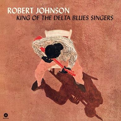 Robert Johnson King of the Delta Blues Singers Vinyl Record