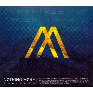 Nothing More CD