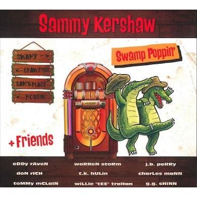 Swamp Poppin' CD