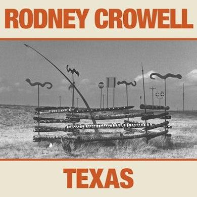 Rodney Crowell Texas CD