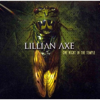 Lillian Axe One Night In The Temple CD