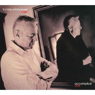 Tommy Emmanuel Accomplice One CD