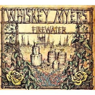 Whiskey Myers Firewater [Digipak] CD