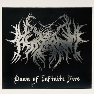 Asagraum Dawn of infinite fire CD