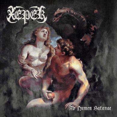Xeper Ad Numen Satanae CD