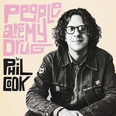 Phil Cook People Are My Drug CD
