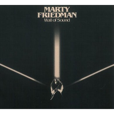 Marty Friedman Wall Of Sound CD