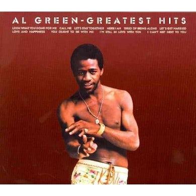 Al Green's Greatest Hits [Fat Possum] CD