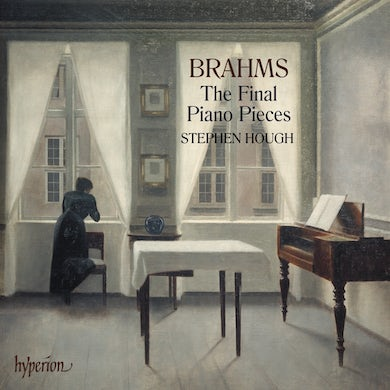Stephen Hough Brahms: The Final Piano Pieces CD