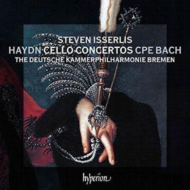 Steven Isserlis Haydn & C.P.E. Bach: Cello Concertos CD