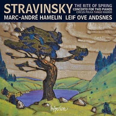 Stravinsky: The Rite Of Spring & Other Works For Two Pianos Four Hands CD