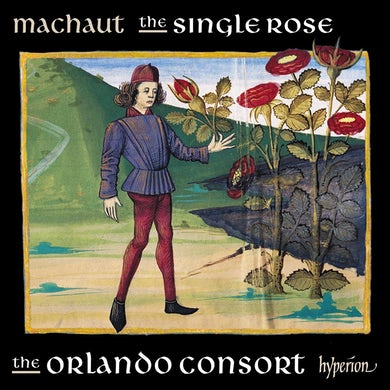 Machaut: The Single Rose CD