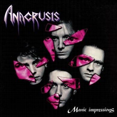 ANACRUSIS Manic Impressions CD