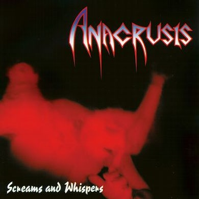 ANACRUSIS Screams And Whispers CD