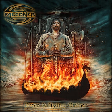 FALCONER From A Dying Ember CD
