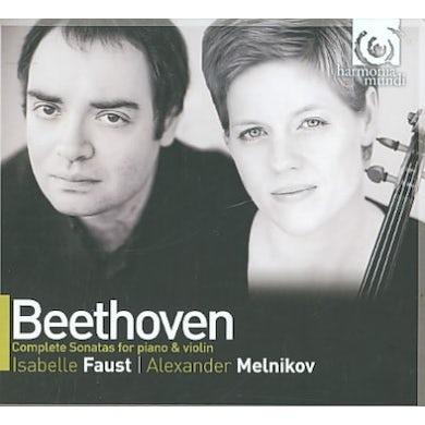 Beethoven: Complete Violin Sonatas CD