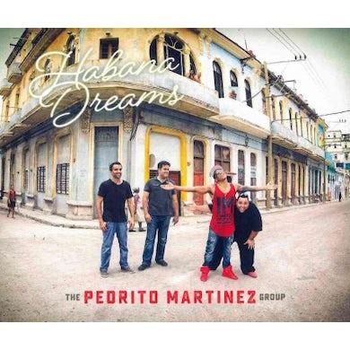 Pedrito Martinez Habana Dreams CD