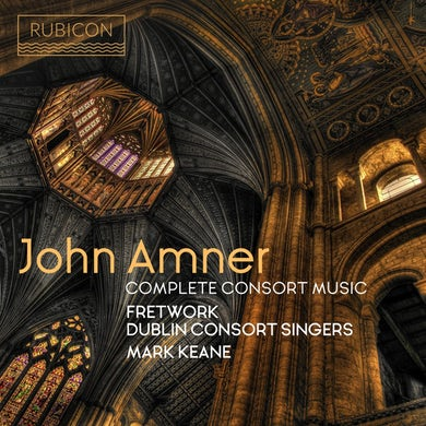 Fretwork Amner: Complete Consort Music CD
