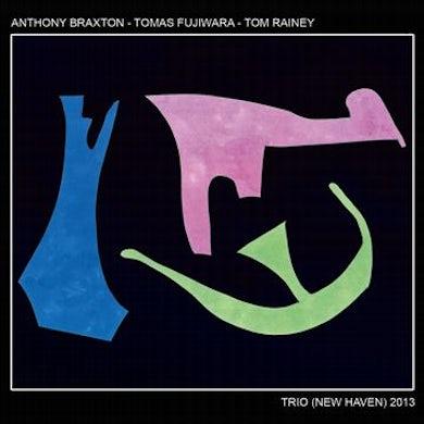 Tomas Fujiwara Trio (New Haven) 2013 CD