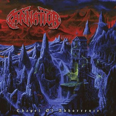 Carnation Chapel Of Abhorrence CD
