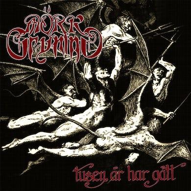 MORK GRYNING Tusen Ar Har Gatt... CD