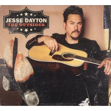 Jesse Dayton Outsider CD