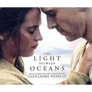 Alexandre Desplat Light Between Oceans [Original Motion Picture Soundtrack] CD