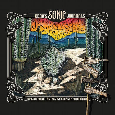 Bear's Sonic Journals: Dawn of the New Riders of the Purple Sage CD