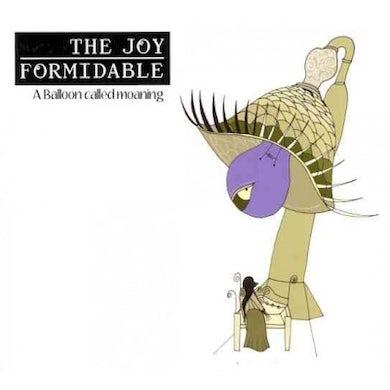 The Joy Formidable Balloon Called Moanin EP CD
