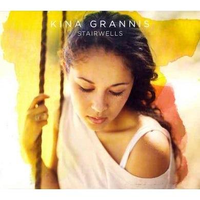 Kina Grannis Stairwells CD