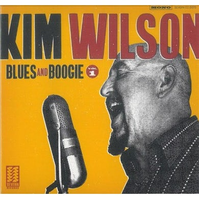 Blues And Boogie Vol 1 CD