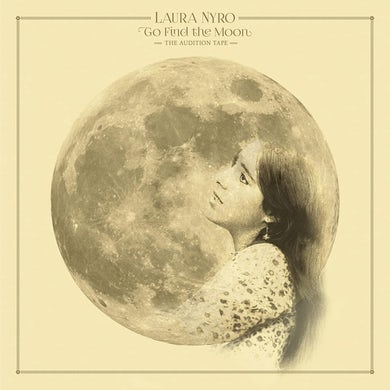Laura Nyro Go Find The Moon: The Audition Tape CD