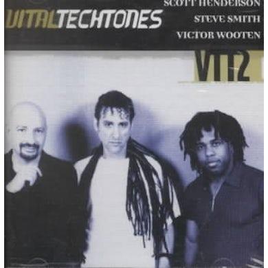 Vital Tech Tones Vol 02 CD