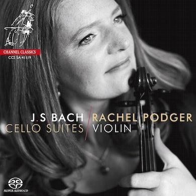 Bach: Cello Suites (Violin Transcription) CD