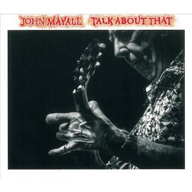 John Mayall Talk About That CD