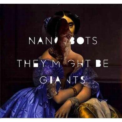 They Might Be Giants Nanobots [Digipak] CD