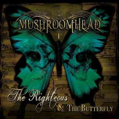 Mushroomhead Righteous & The Butterfly CD