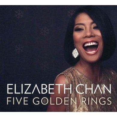 Elizabeth Chan Five Golden Rings CD