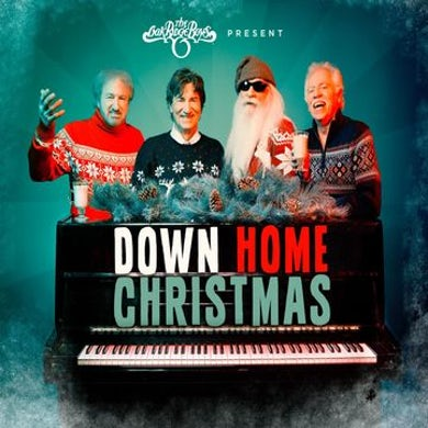 The Oak Ridge Boys Down Home Christmas CD