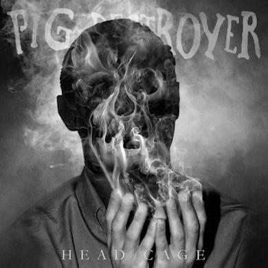 Pig Destroyer Head Cage CD
