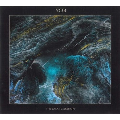 Yob Great Cessation CD