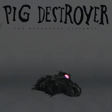 Pig Destroyer The Octagonal Stairway CD