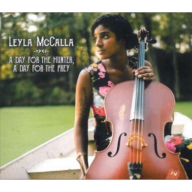 Leyla Mccalla Day for The Hunter, A Day for The Prey CD